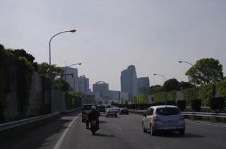 帰りも東関道ですんなりと
